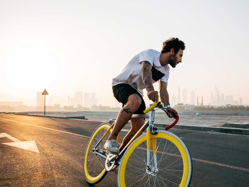 Magnifiche biciclette | Da quelle antiche a quelle spaziali!