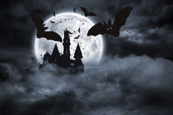 Halloween: intervista (immaginaria) con il vampiro!