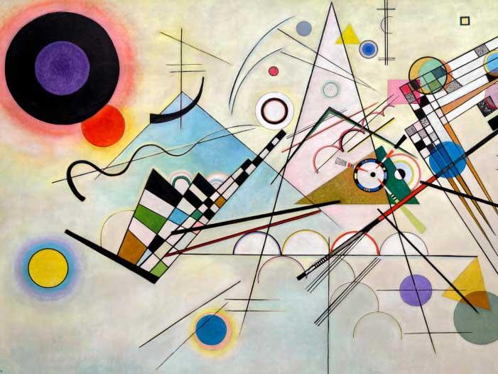 Vassily Kandinsky e l'astrattismo