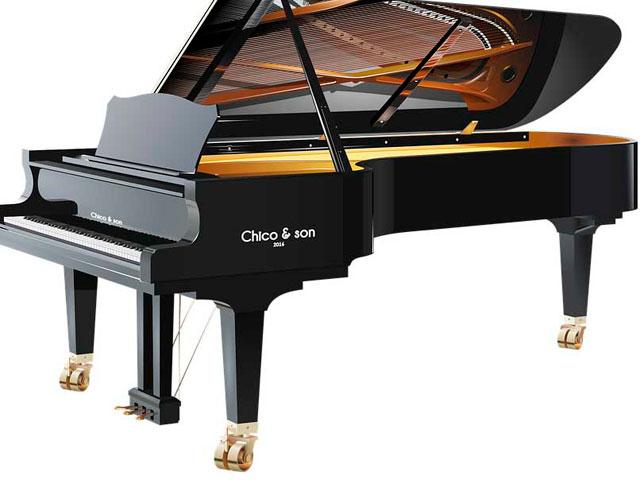 Perché il pianoforte si chiama così?