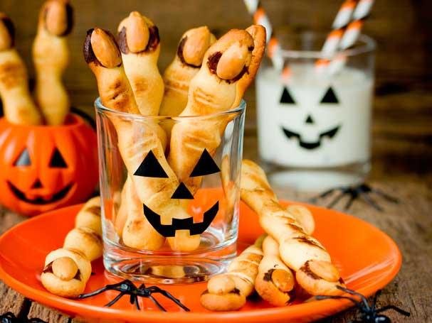 Snack mostruosi per Halloween