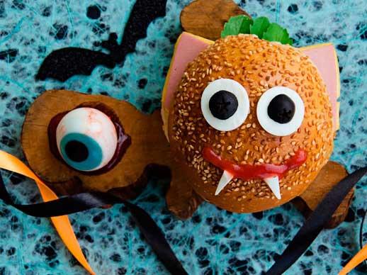 Halloween: 20 snack mostruosi e facili da fare