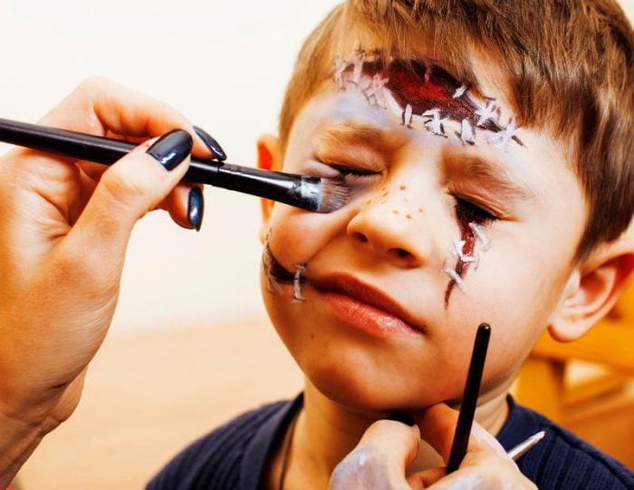 Halloween: trucchi da Zombie!