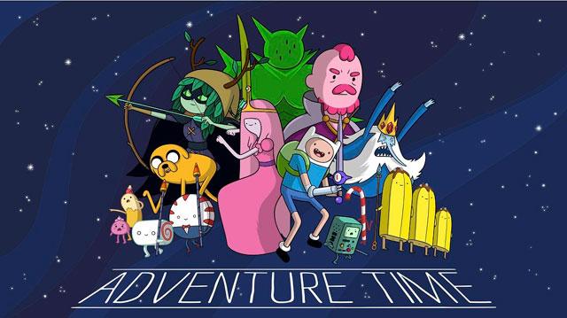 Gran finale per il capolavoro d'animazione Adventure Time – Vieni insieme a me