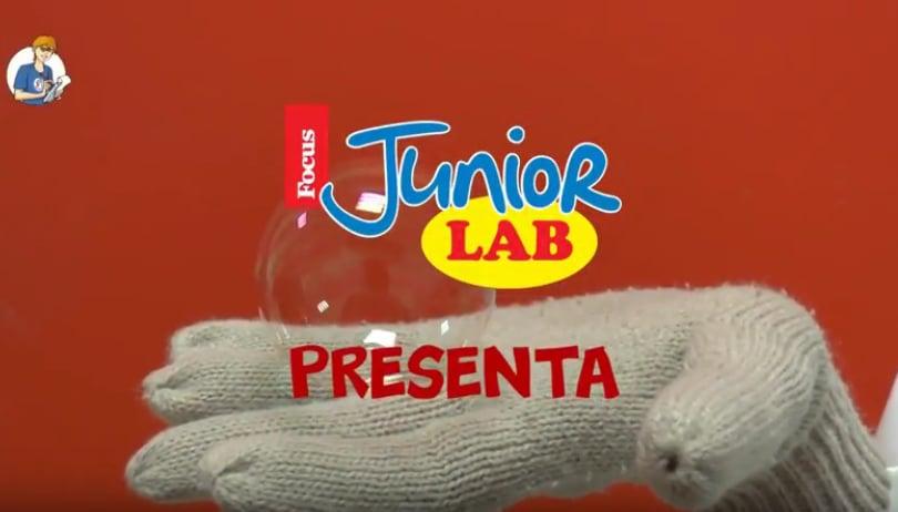 FJ Lab: Bolle di sapone che rimbalzano (VIDEO)