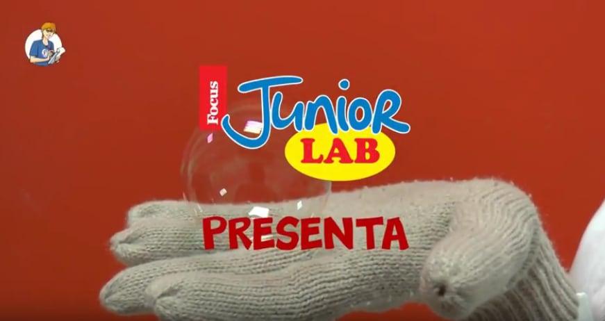 Come fare bolle di sapone che rimbalzano (VIDEO)