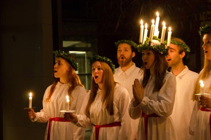 13 dicembre: la Festa di Santa Lucia