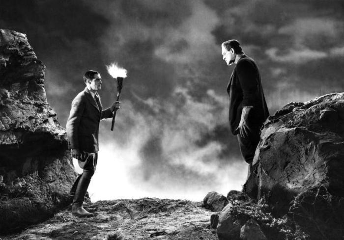 Interviste mostruose: Frankenstein e la Mummia!