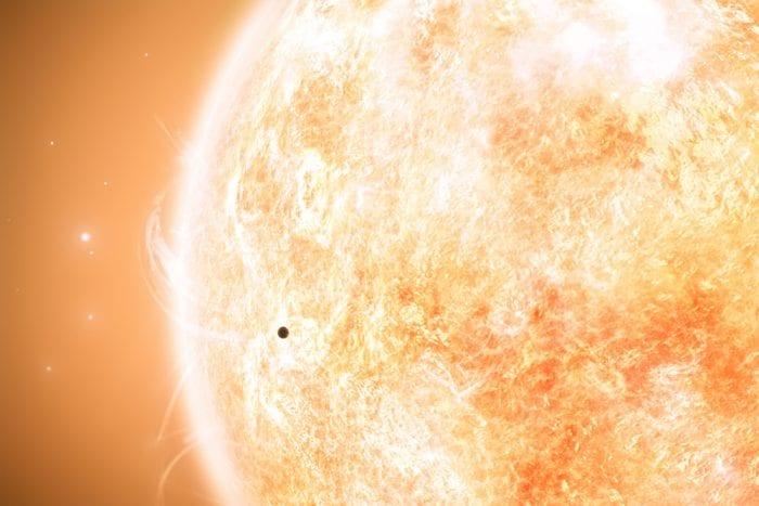 Mercurio è il pianeta più vicino al Sole