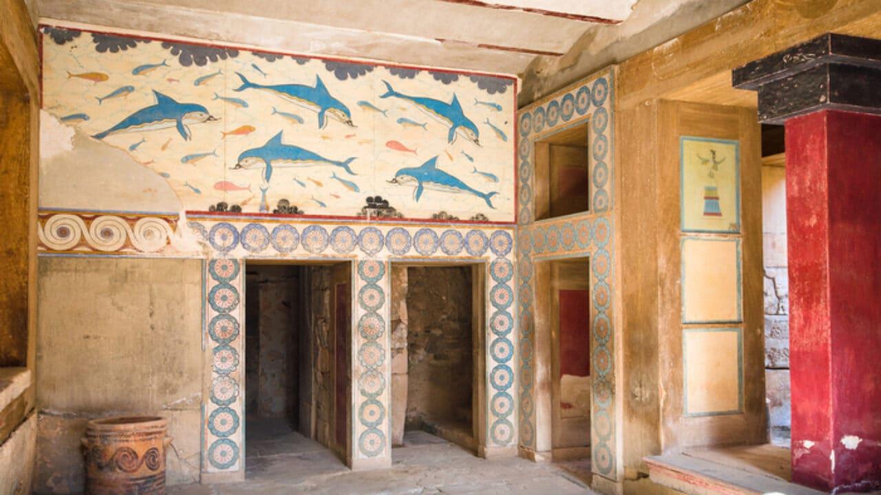 Arte Minoica O Cretese Ripasso Veloce In 5 Domande E Risposte Focus Junior