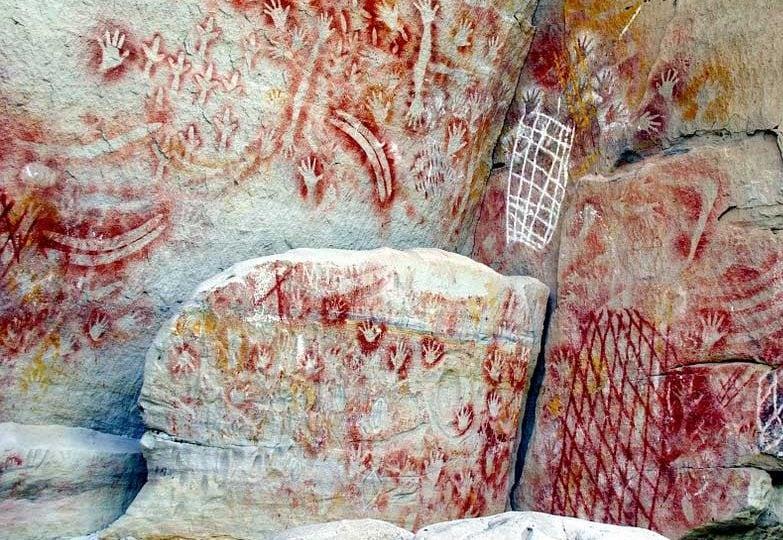 Scoperta: le più antiche pitture figurative dell'uomo si trovano nel Borneo