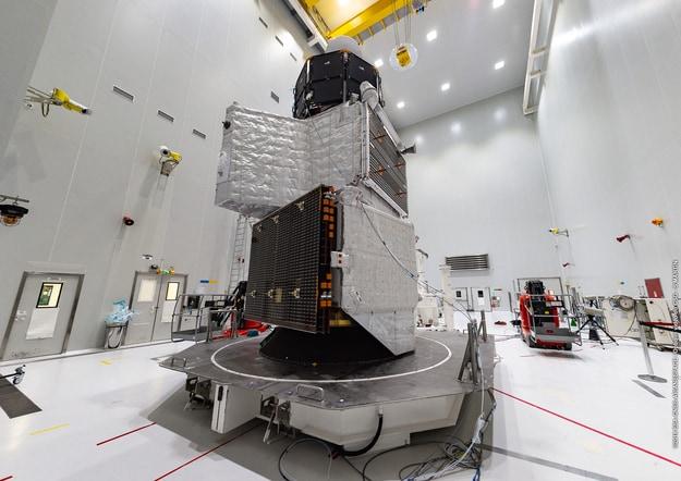 La sonda Bepi Colombo