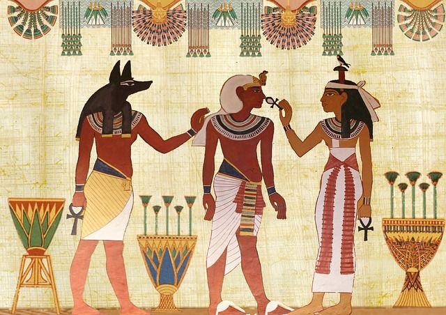 5 curiosità sull'Antico Egitto