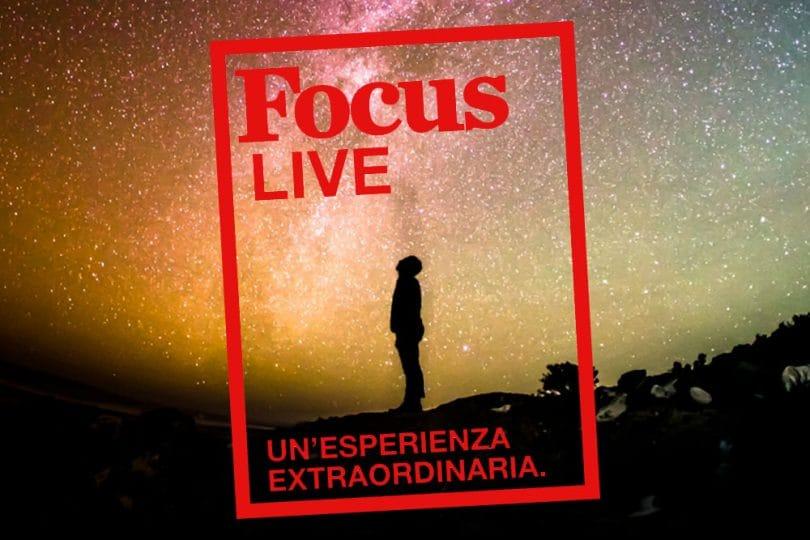 Focus Live, l'imperdibile Festival delle Scienze è a Milano!