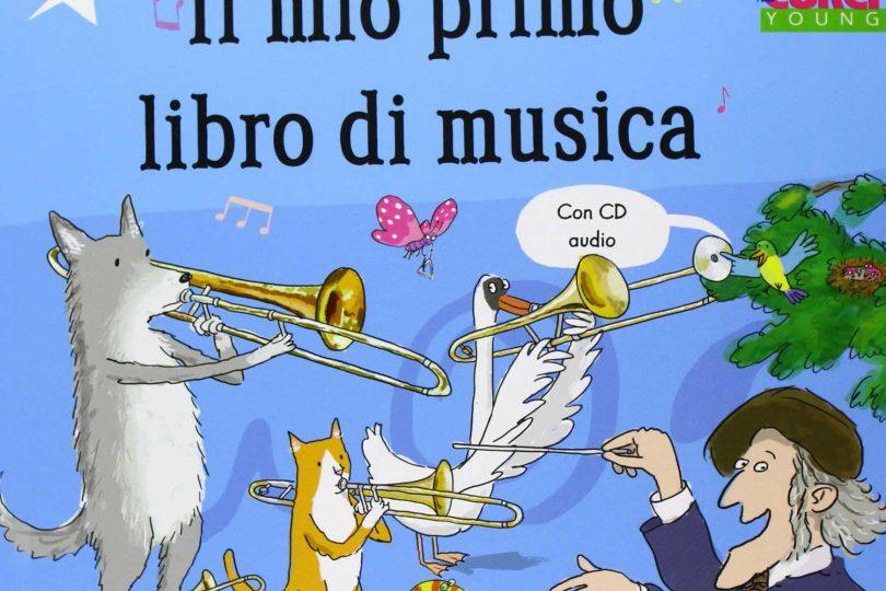 Musica: 10 libri per ragazzi