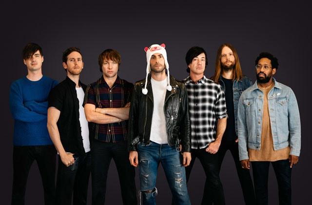 10 cose che (forse) non sai su i Maroon 5