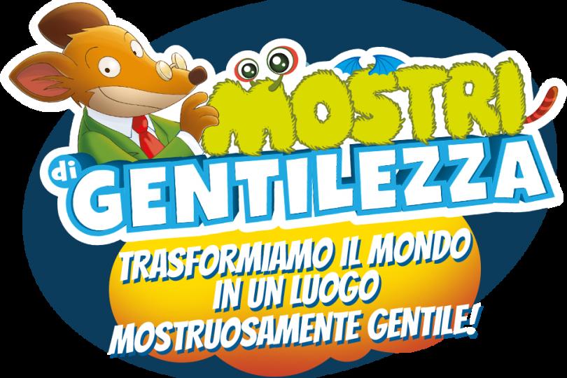 """Geronimo Stilton presenta """"Mostri di Gentilezza""""!"""