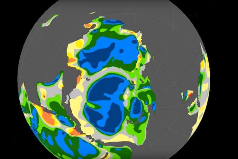 L'Antartide svela il segreto dei continenti perduti