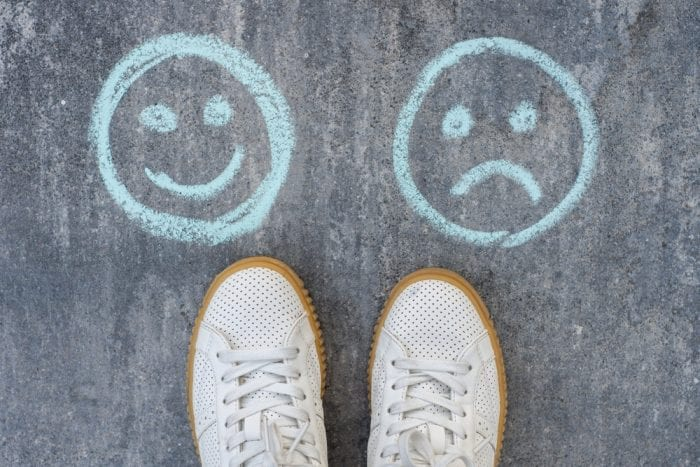 Felicità-infelicità