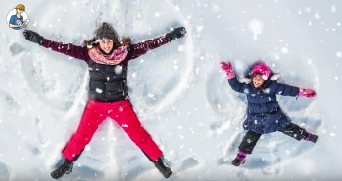 5 cose che non sai sulla neve