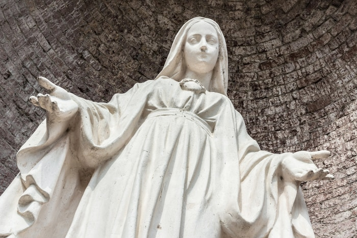 L'8 dicembre si festeggia l'Immacolata Concezione