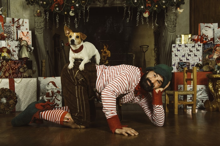 Merry Woof: il primo Dog Comedy Show d'Europa