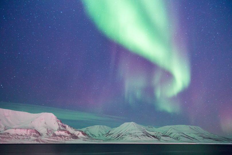 Dove si vede l'aurora boreale?