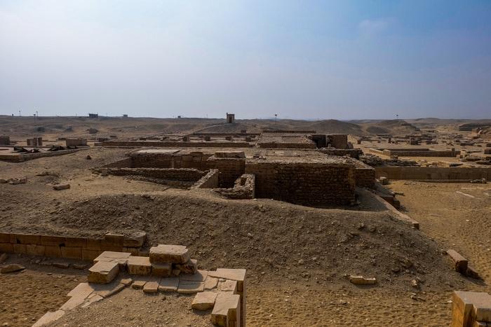 Saqqara, tombe egizie