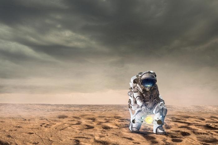 In viaggio per Marte | Un comico per far ridere l'equipaggio