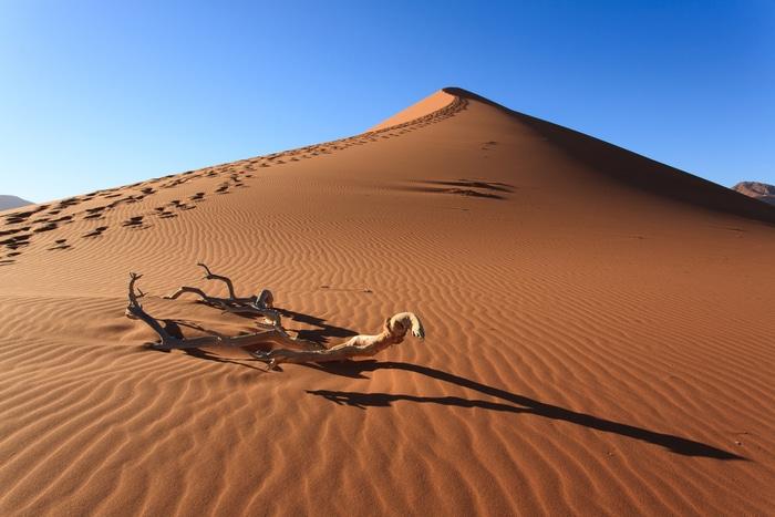 I 10 deserti più grandi del mondo