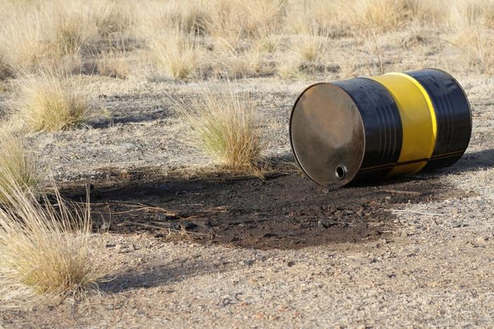 Inquinamento del suolo w Giornata Mondiale del Suolo