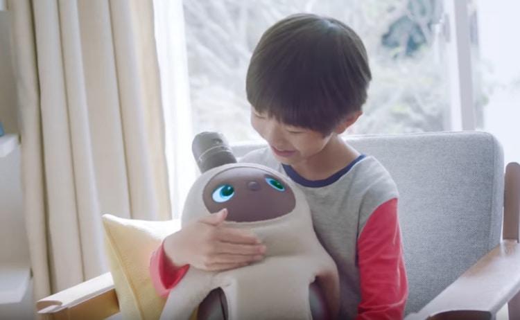Lovot, il robot giapponese creato per farci sentire più felici