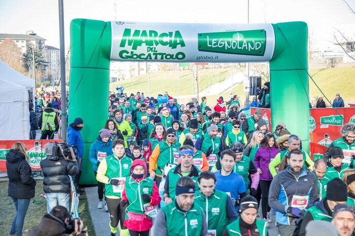 """Legnoland: con la """"Marcia del Giocattolo"""" si corre per una buona causa!"""