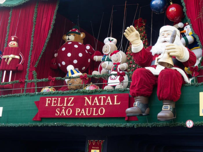 Come si festeggia Natale nel mondo