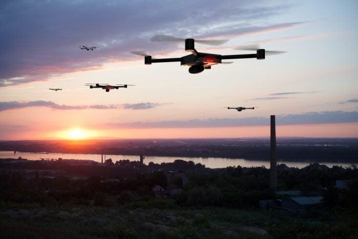 Tutto sul mondo dei droni