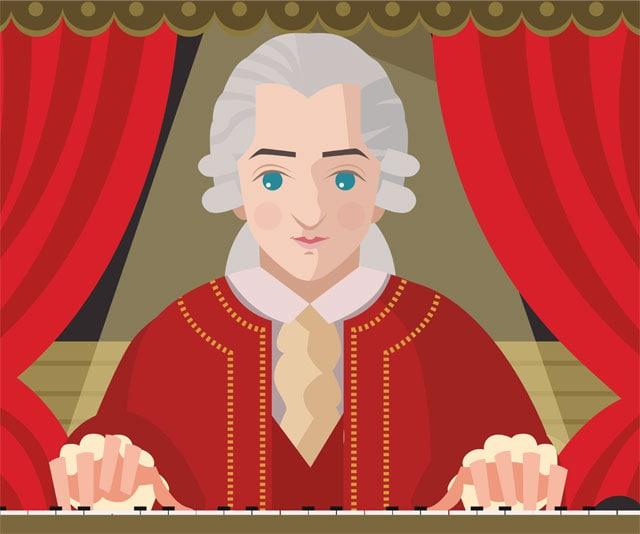 Intervista immaginaria a Wolfgang Amadeus Mozart