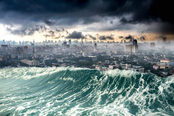 Cos'è uno tsunami?