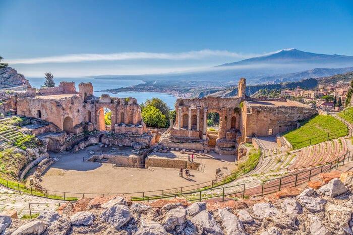 Geografia d'Italia: la Sicilia