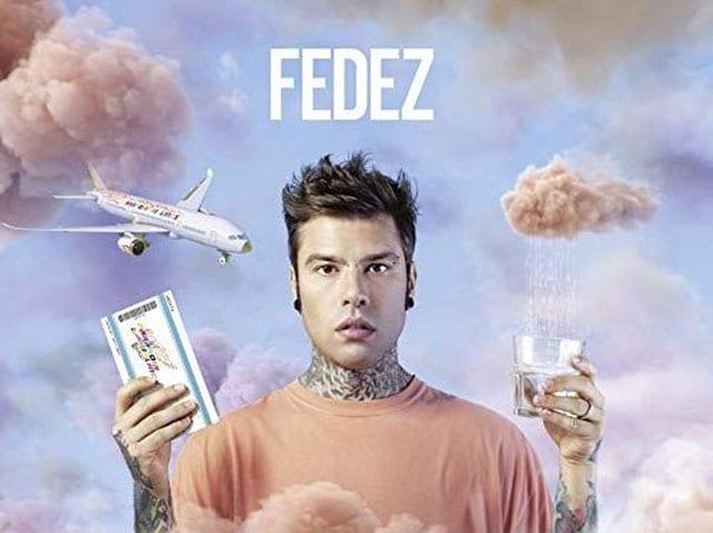 Paranoia Airlines il nuovo disco di Fedez decolla dall'aeroporto di Milano Linate