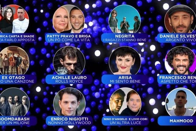 Sanremo 2019: dal 5 al 9 febbraio il Festival della canzone italiana