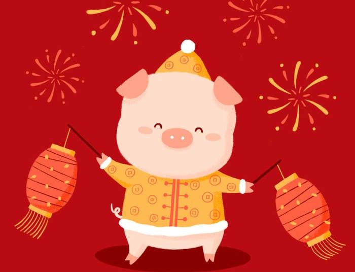 Capodanno cinese 2019: si entra nell'anno del Maiale