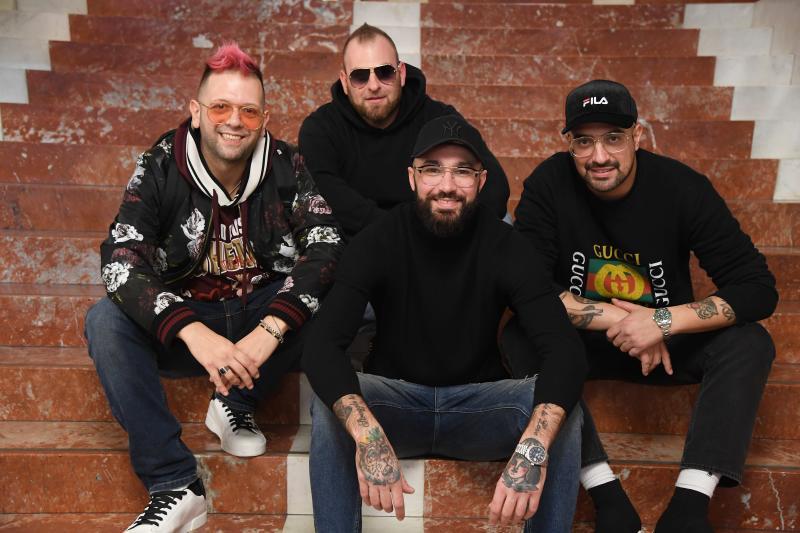 Boomdabash: annunciato il tour estivo