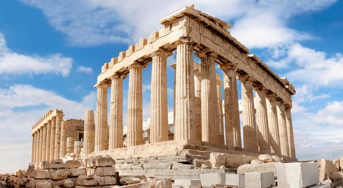 Arte greca: un mega-ripasso generale sull'architettura!