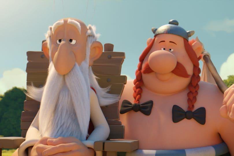 Asterix e il segreto della pozione magica: otto curiosità
