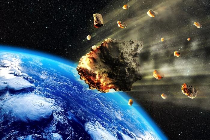 """Un asteroide """"potenzialmente pericoloso"""" ha da poco superato la Terra"""