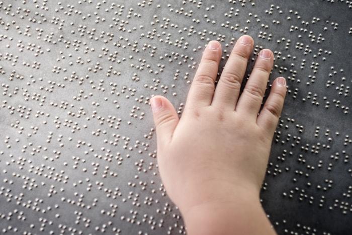 L'alfabeto Braille: cos'é?