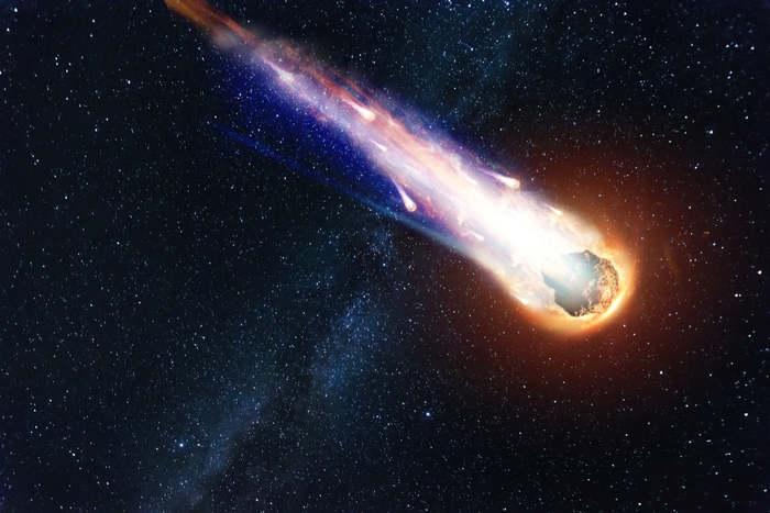 Un meteorite ha colpito la Luna durante l'eclissi