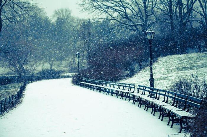 Perché la neve è bianca?