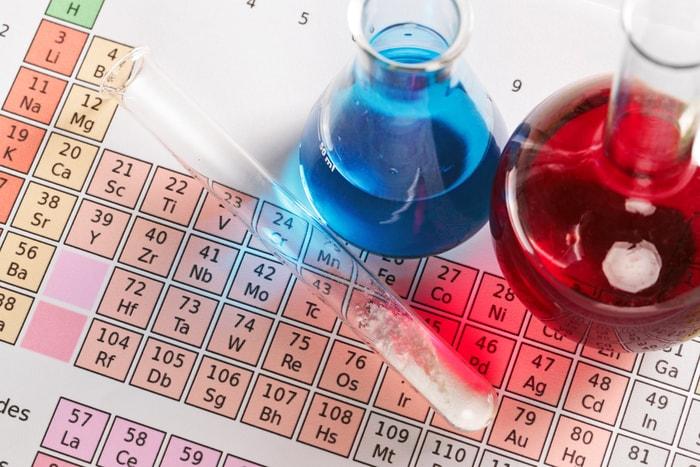 Il 2019 sarà l'anno della tavola periodica!