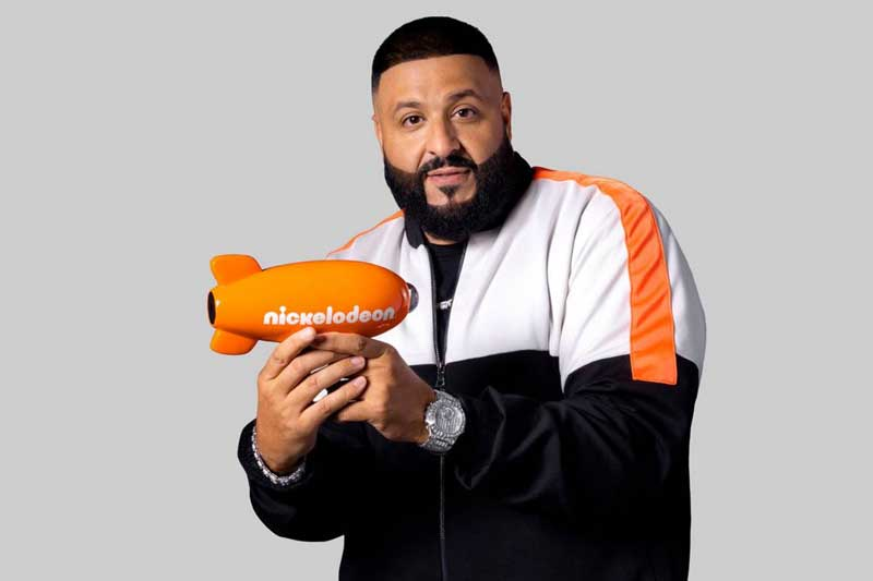 I Kid's Choise Awards 2019 saranno presentati da DJ Khaled